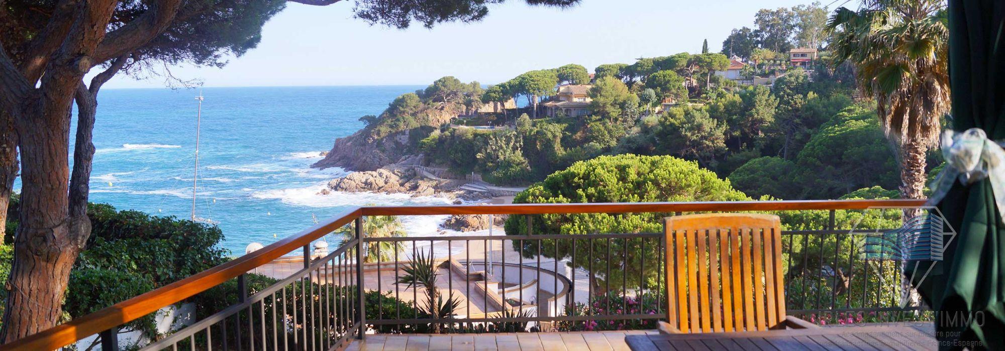 Beautiful villa to buy in Costa Brava, between Lloret de Mar and Blanes