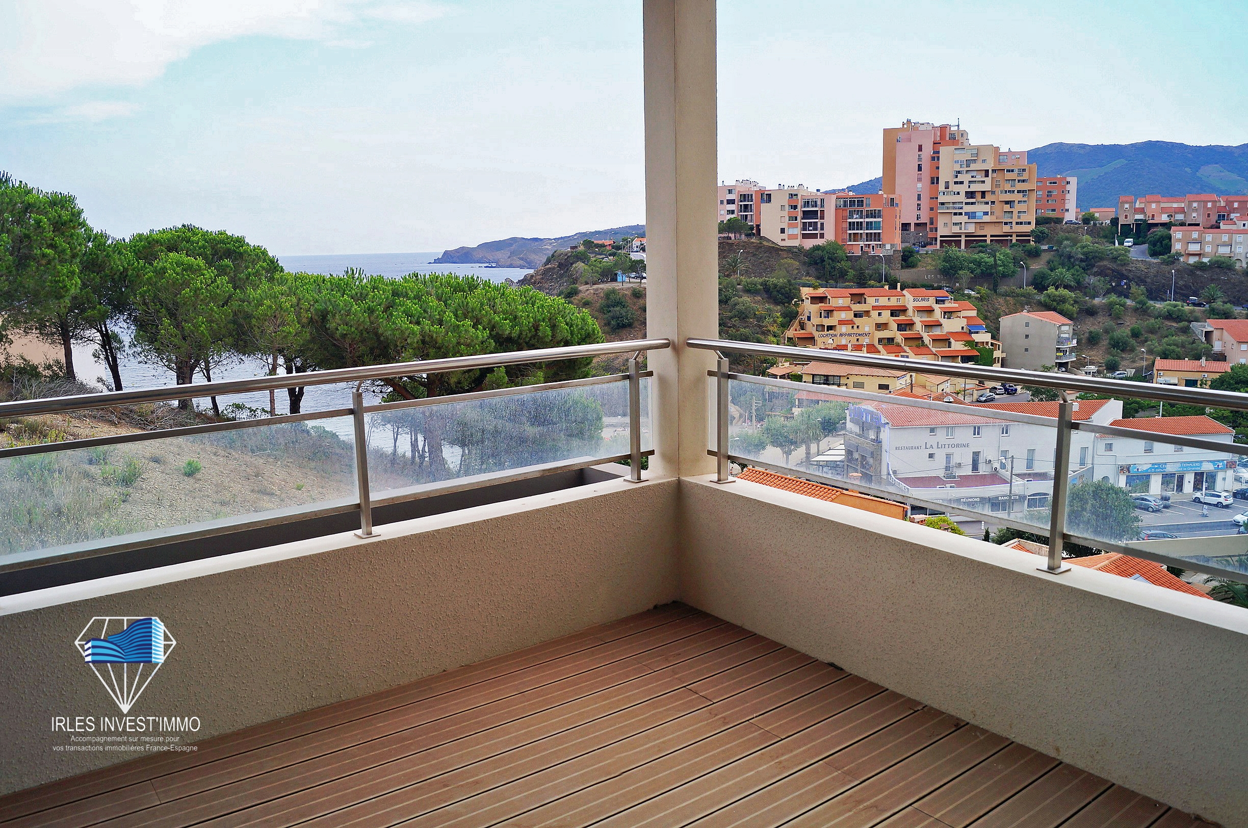 Vente promotion appartement neuf banyuls sur mer catalogne for Appartement neuf vente