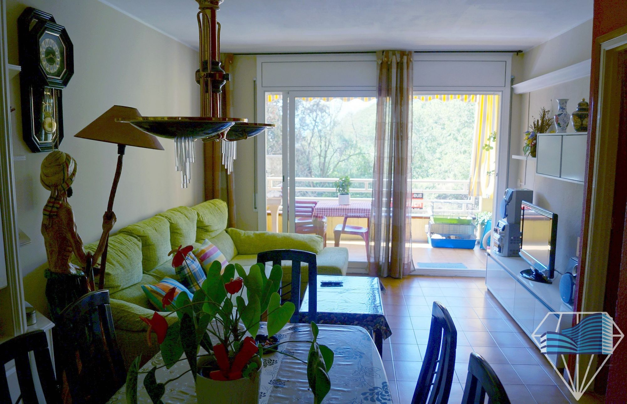 Apartment near the sea for sale in Blanes, Costa Brava