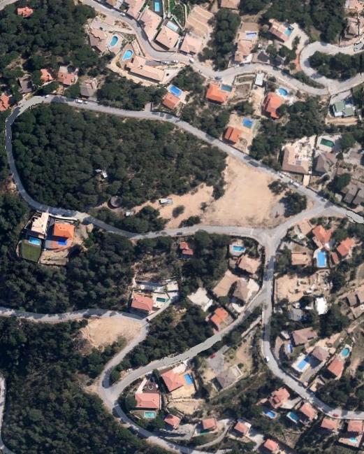 Terreno edificable en Lloret de Mar, a 8 min de las playas
