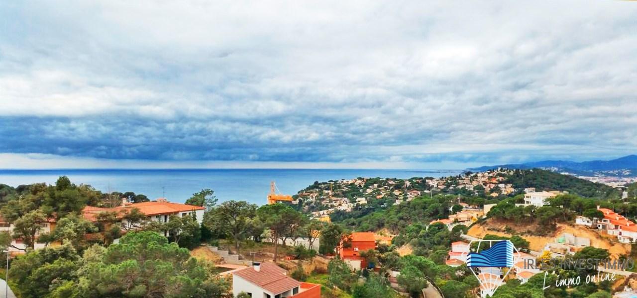 Belle villa près des plages, à Lloret de Mar