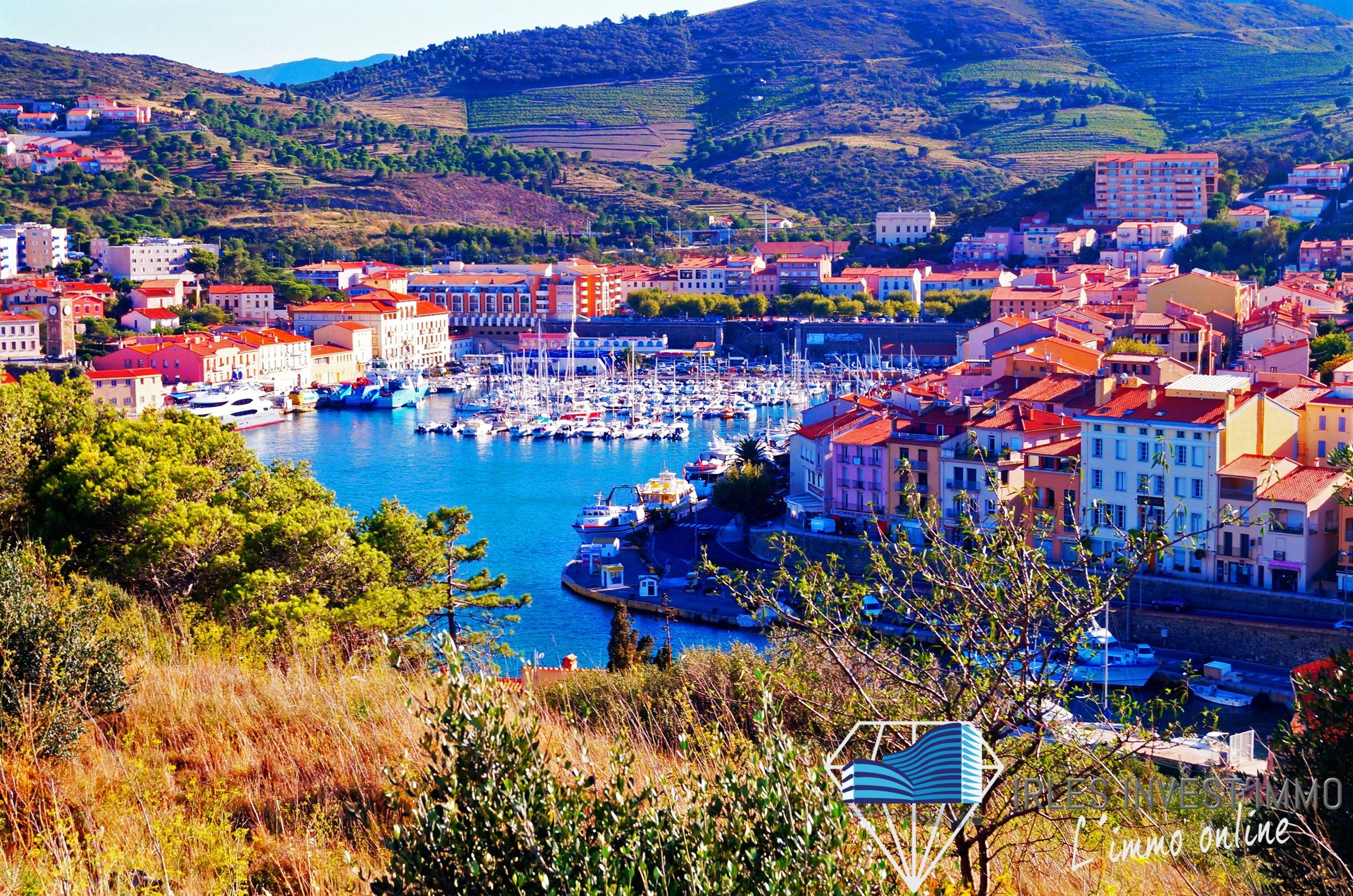 Appartements neufs promotion immobili re achat vente d fiscalisation loi pinel vue mer proche de - Immobilier port vendres pyrenees orientales ...