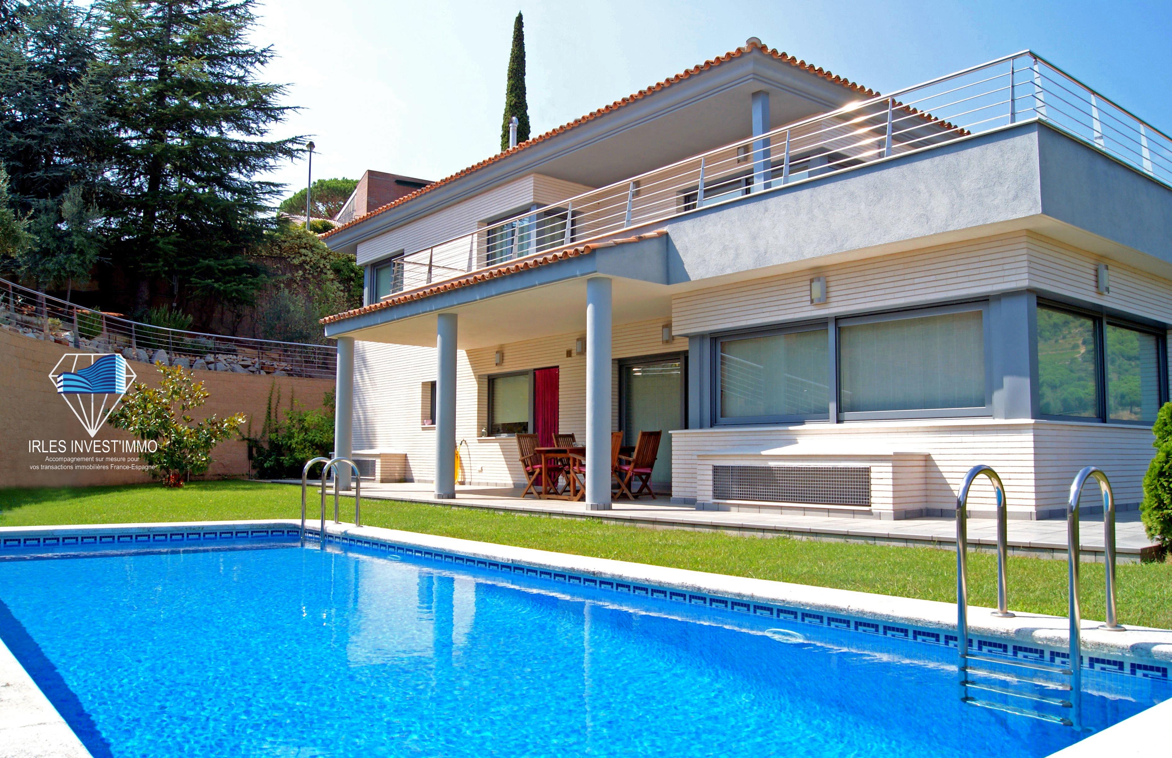 Vente maison barcelone espagne avie home for Appartement ou maison a acheter