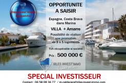 Santa Margarita - Villa dans Marina pour petite promotion