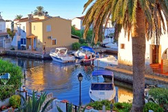 Empuriabrava – Location – Adorable appartement avec vue sur Port Sirena
