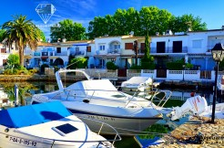 Empuriabrava, Vente Appartement avec superbe Vue sur le Port Sirena