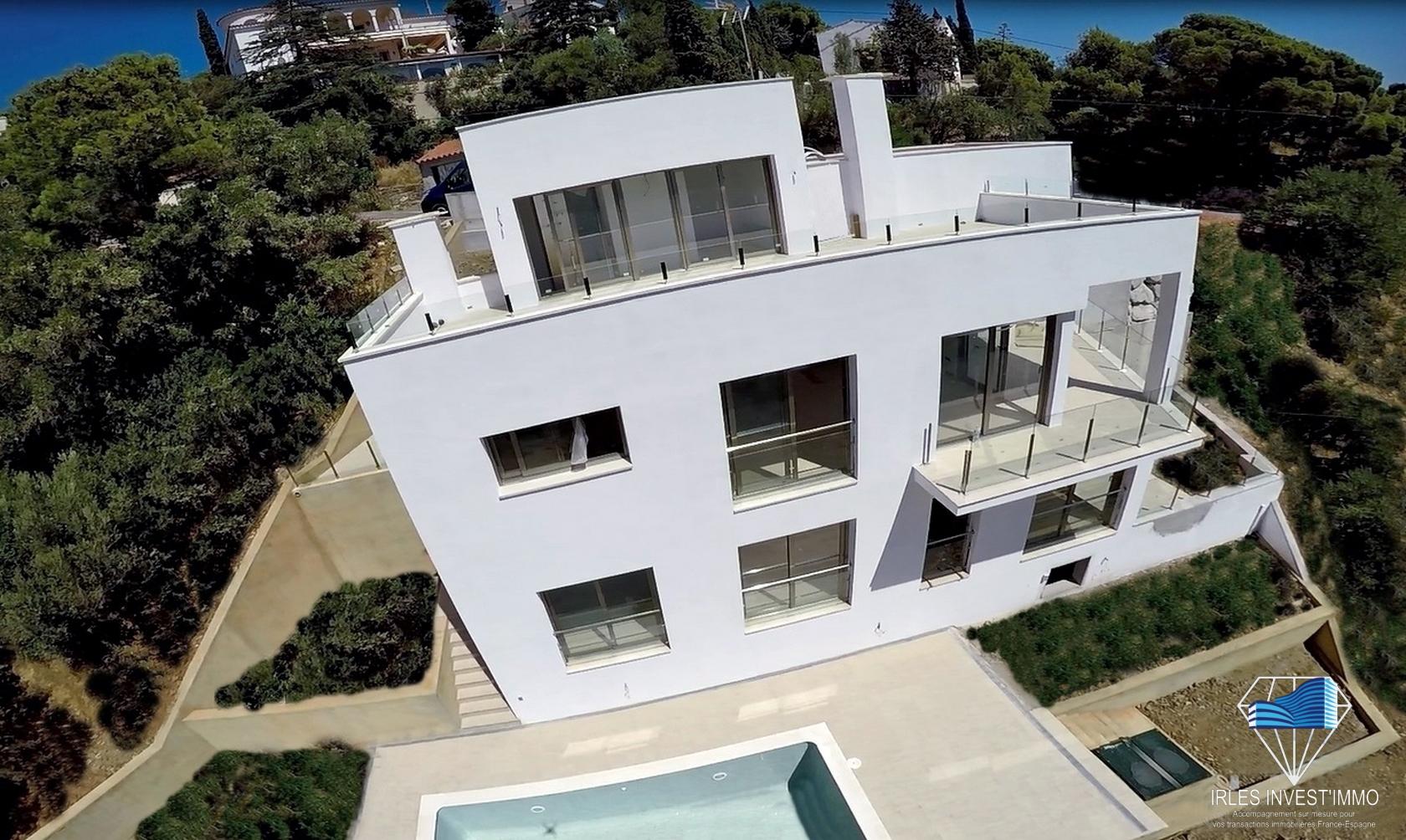 Achat Maison Espagne Costa Brava Avie Home